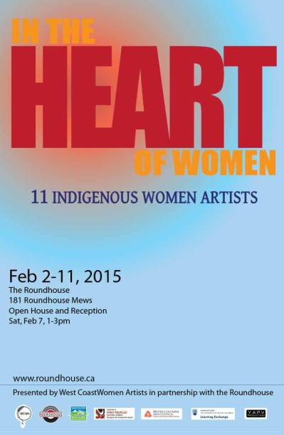 HeartofWomen posterWCAW
